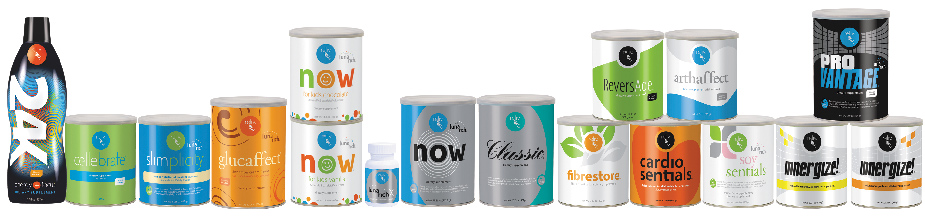 Reliv Product Line
